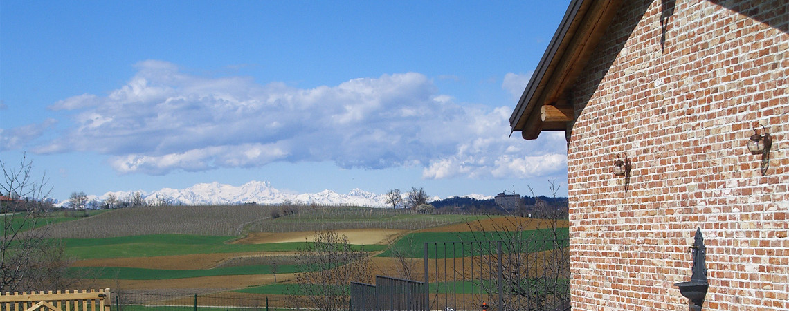 In the Turin countryside