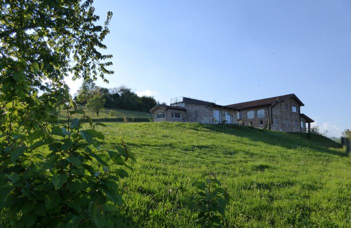 Vista da Borgata  Canarone